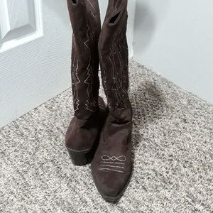 Charlotte Russe Cowboy Boots